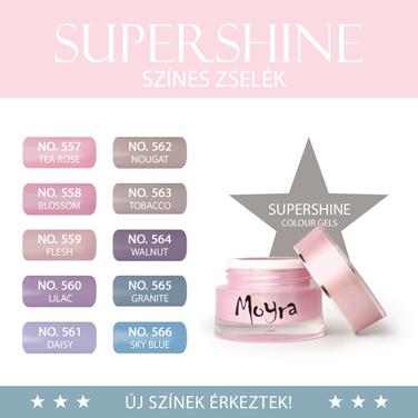 Moyra Super Shine Gel