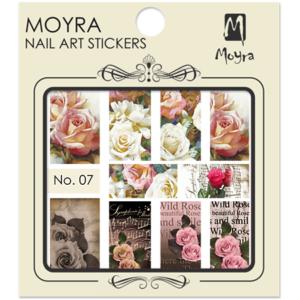 Moyraのネイル アート ウォーター ステッカー