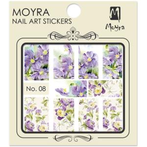 Moyra ネイル アート ウォーター ステッカー
