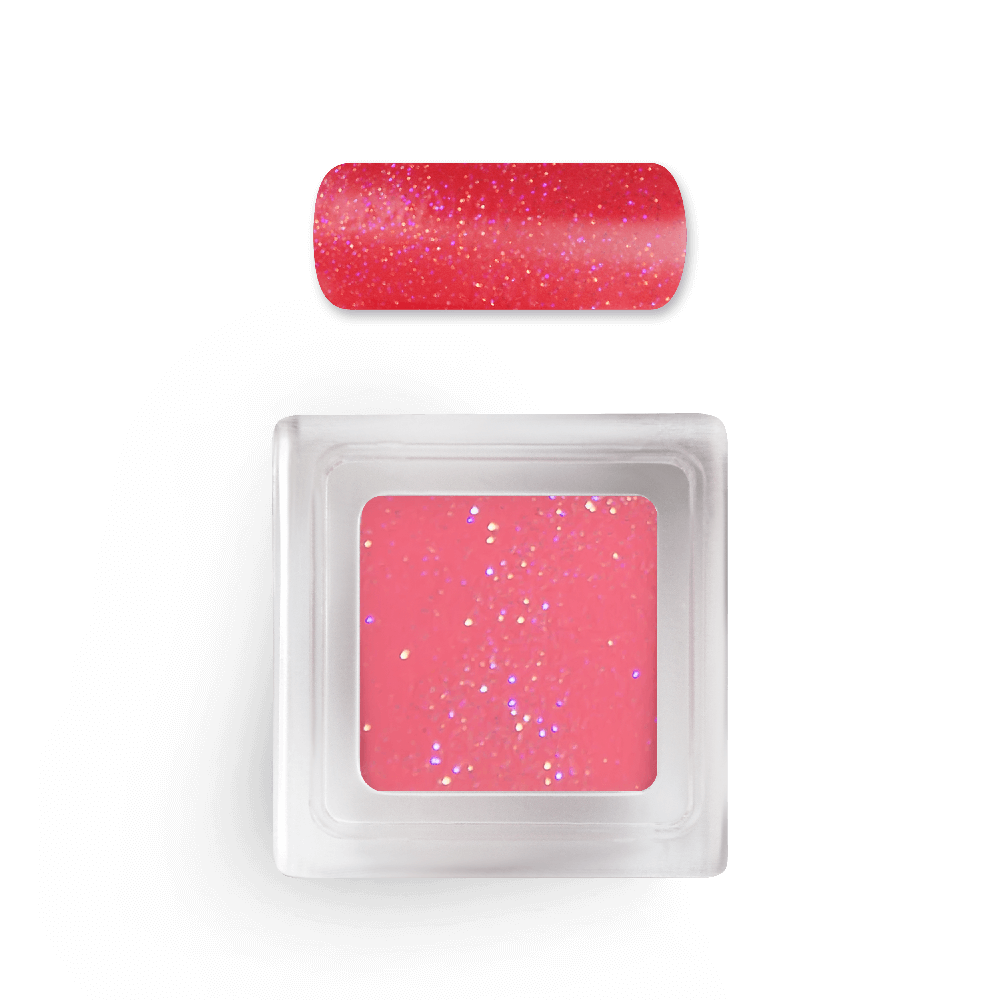 カラーアクリルパウダー Colour Acrylic Powder No. 04 Fuchsia