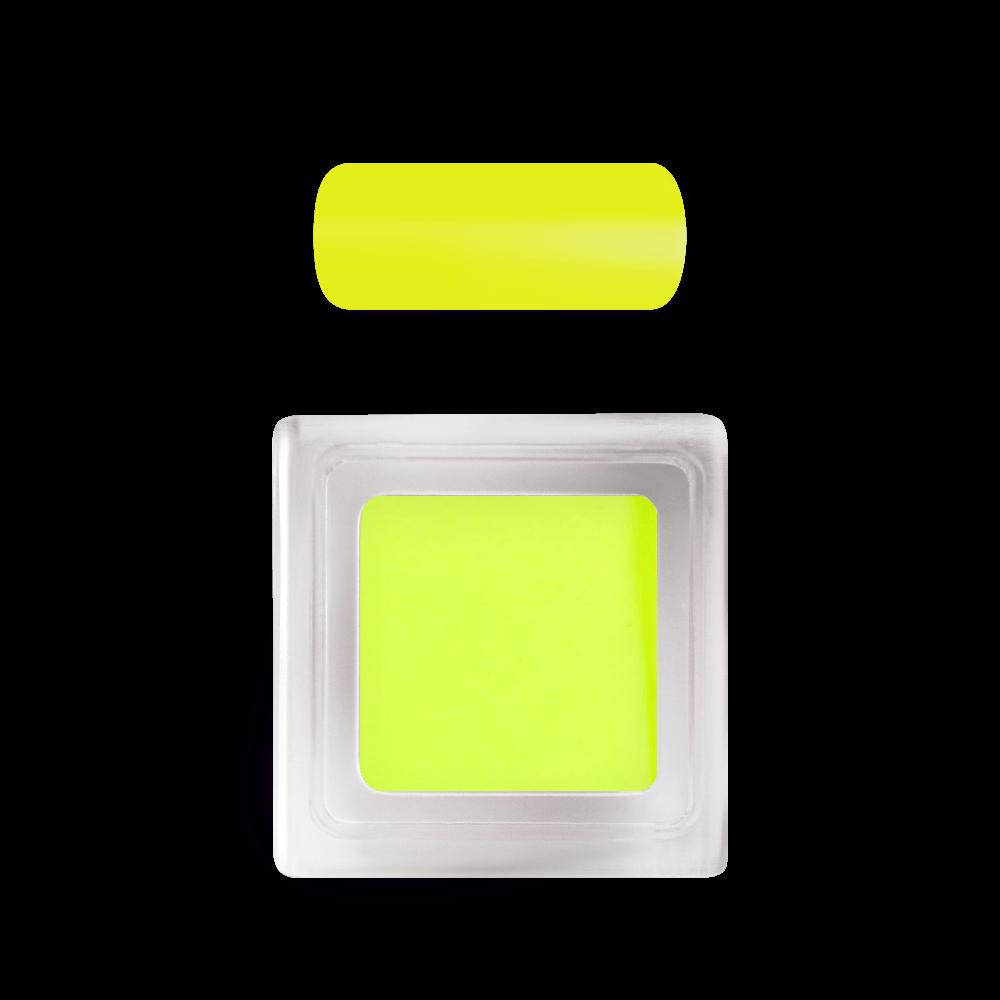 カラーアクリルパウダー Colour Acrylic Powder No. 28 Neon Yellow