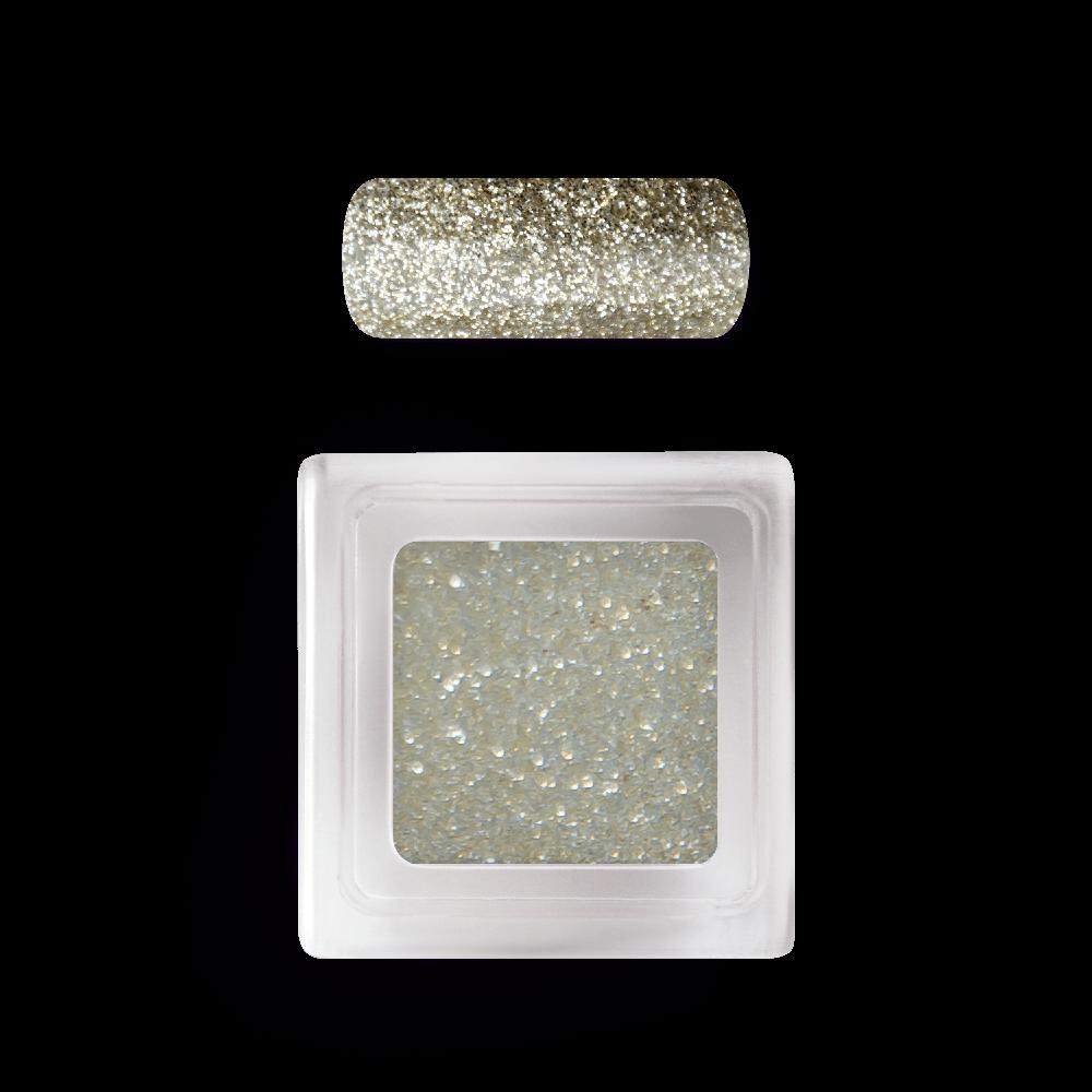 カラーアクリルパウダー Colour Acrylic Powder No. 102 Glitter Champagne