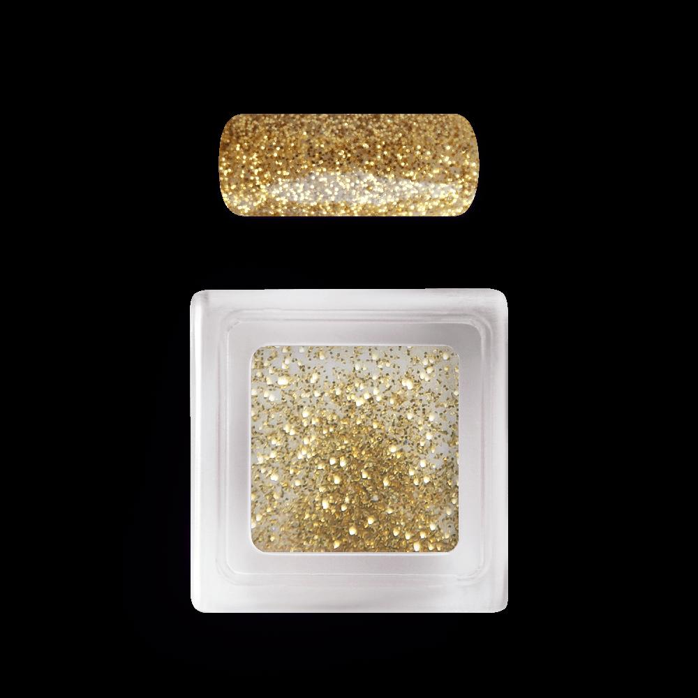 カラーアクリルパウダー Colour Acrylic Powder No. 107 Gold Shimmer
