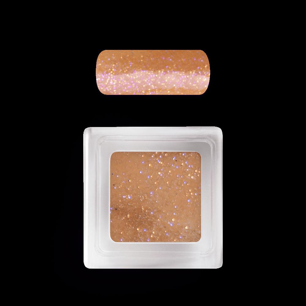 カラーアクリルパウダー Colour Acrylic Powder No. 114 Glitter Copper