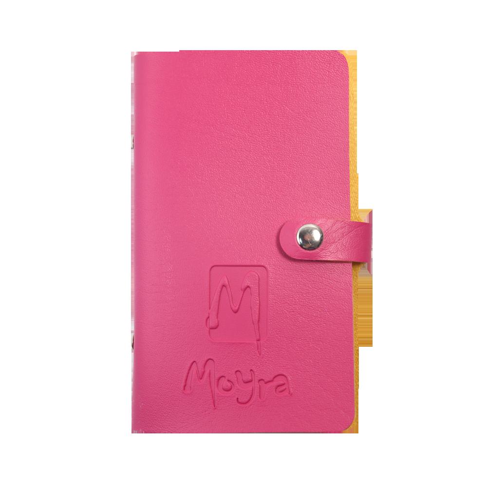 MOYRA ミニスタンピングプレートホルダー Mini stamping plate holder (Pink)