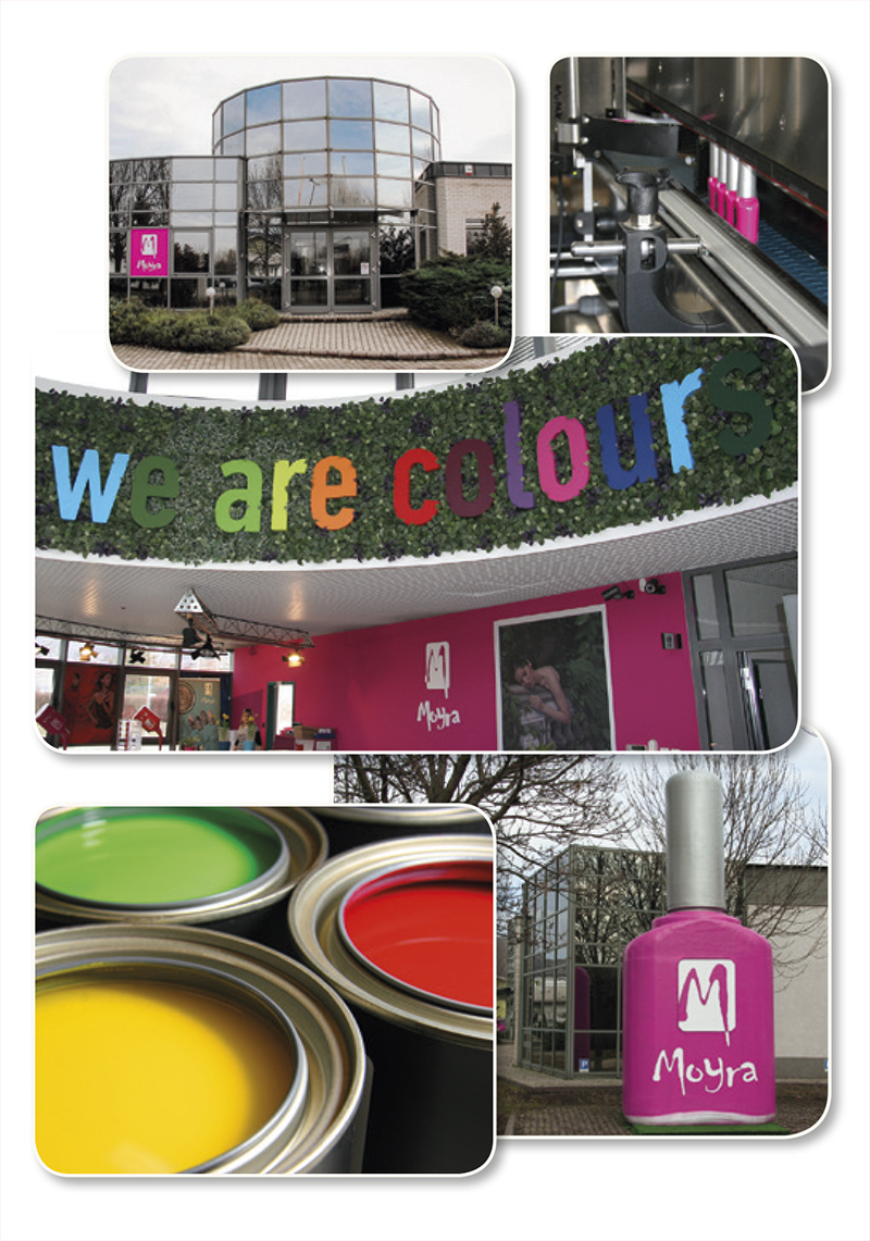 Moyra 問屋 - We are colours