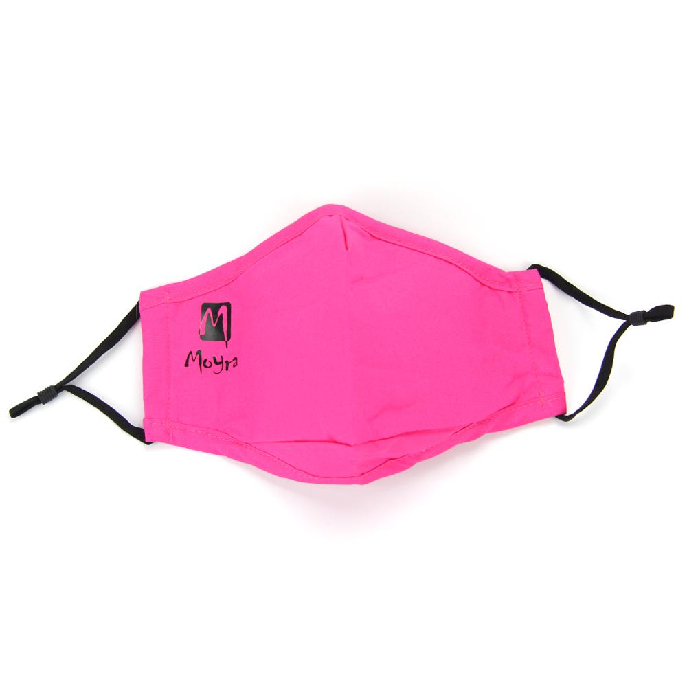 Moyra マスク face mask, ピンク Pink