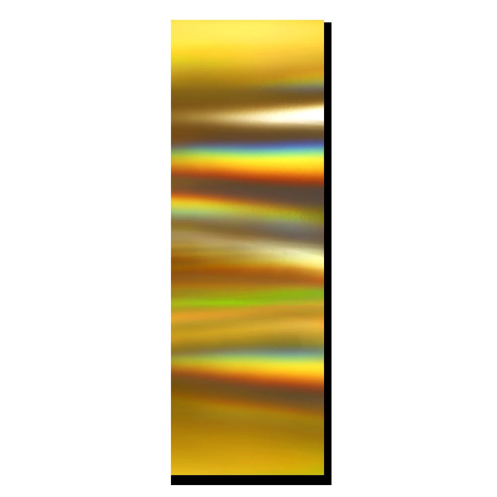 Easy トランスファーネイルフォイル Transfer Foil No. 05 Holographic gold