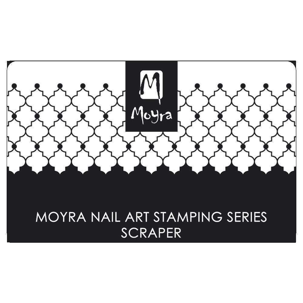 Moyra スクレーパー Scraper No.07