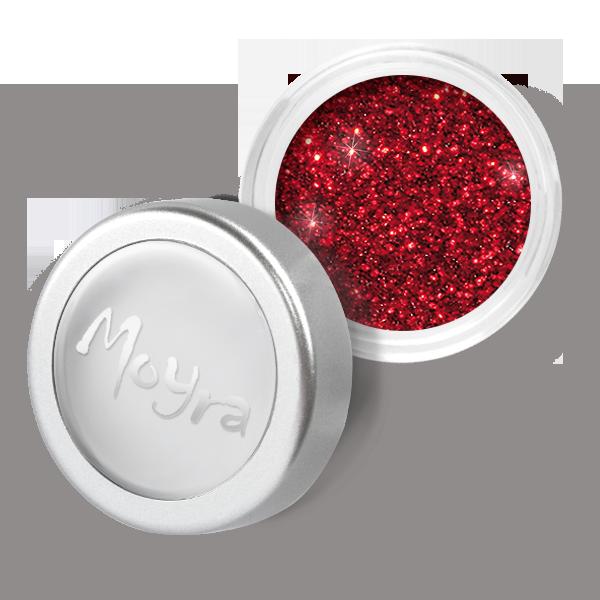 Moyra グリッターパウダー Glitter powder No. 18