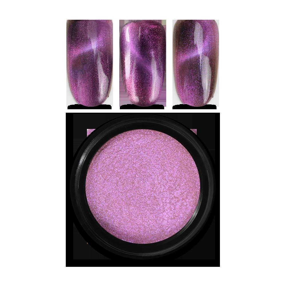 Moyra マグネチック 色素 パウダー Magnetic pigment powder No. 01 Purple