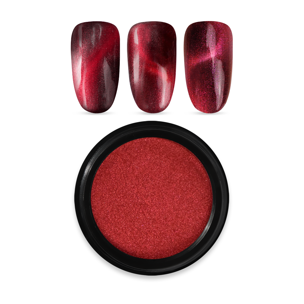 Moyra マグネチック 色素 パウダー Magnetic pigment powder No. 02 Red
