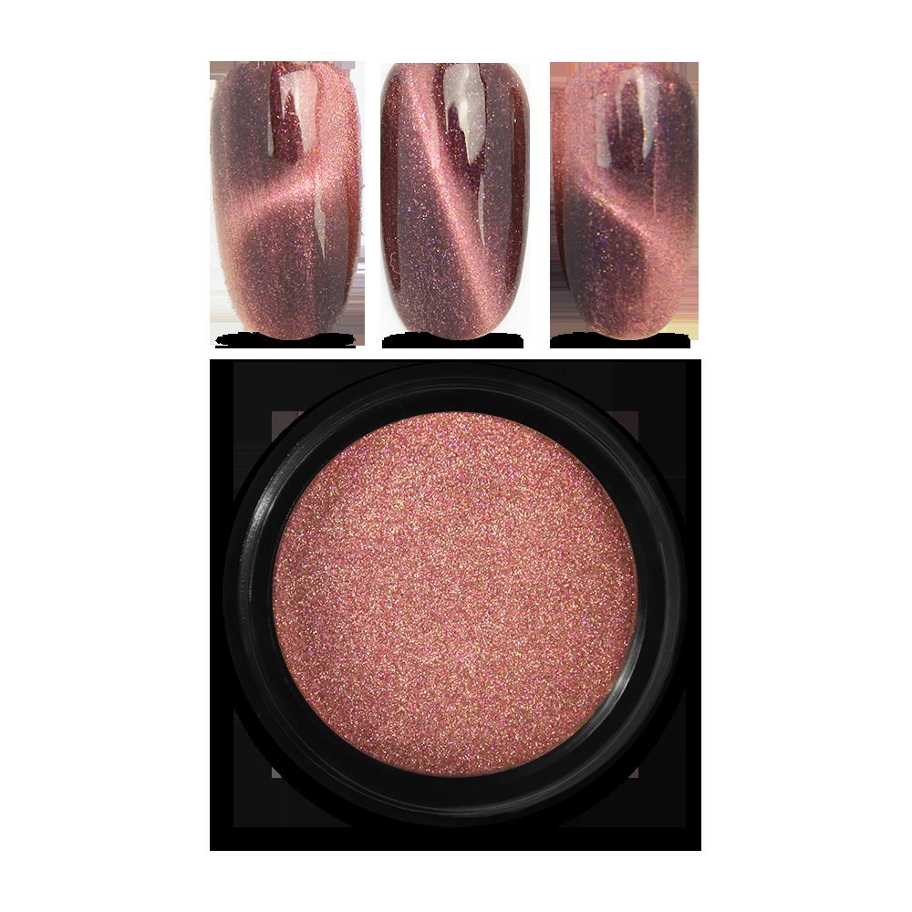 Moyra マグネチック 色素 パウダー Magnetic pigment powder No. 04 Rose Gold