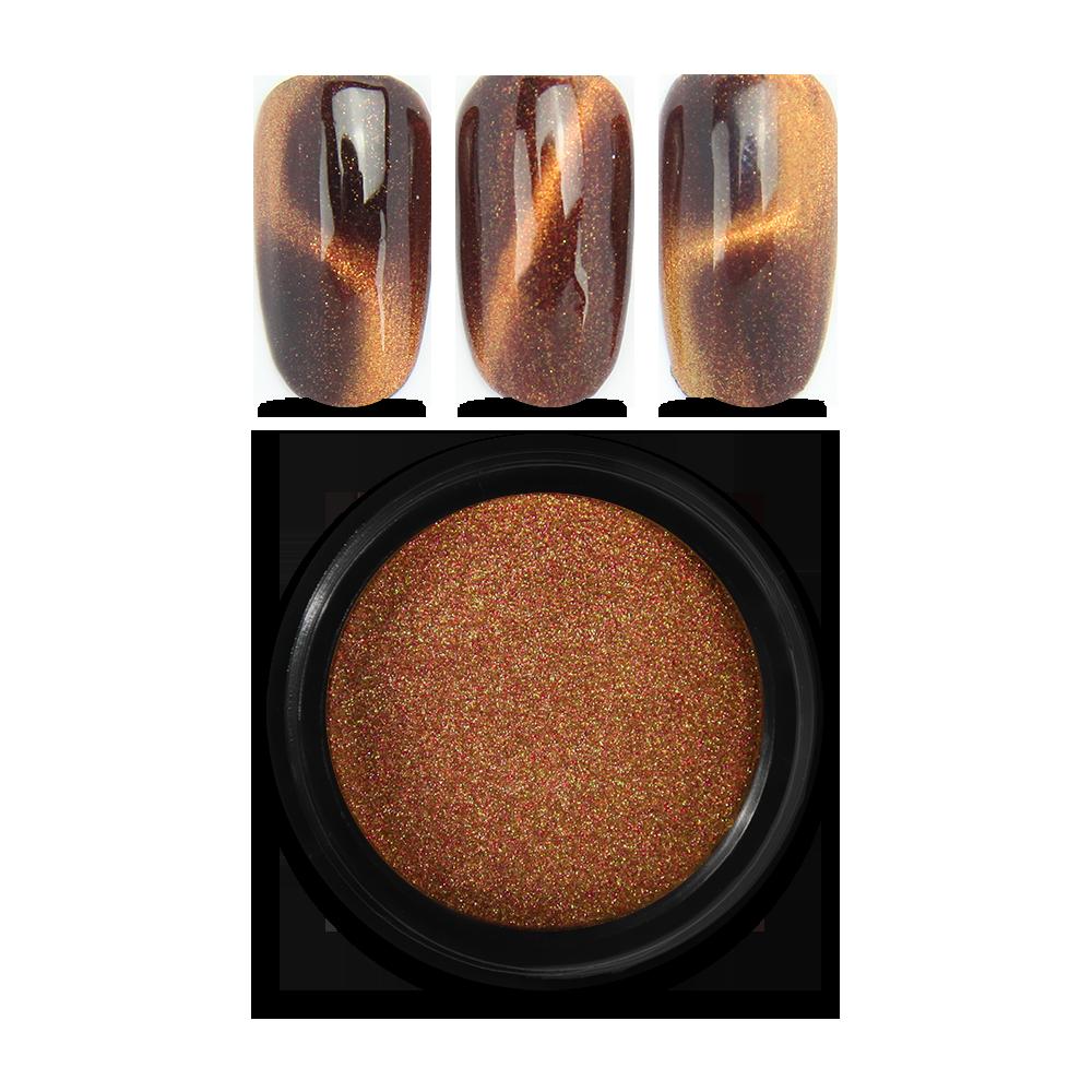 Moyra マグネチック 色素 パウダー Magnetic pigment powder No. 05 Copper