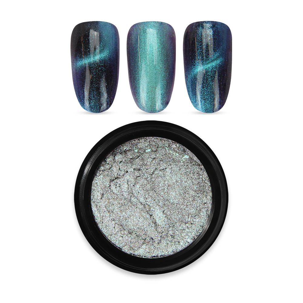 Moyra マグネチック 色素 パウダー Magnetic pigment powder No. 07 Blue