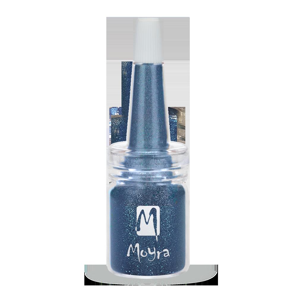 Moyra ボトルにグリッターパウダー Glitter powders in bottle No. 05