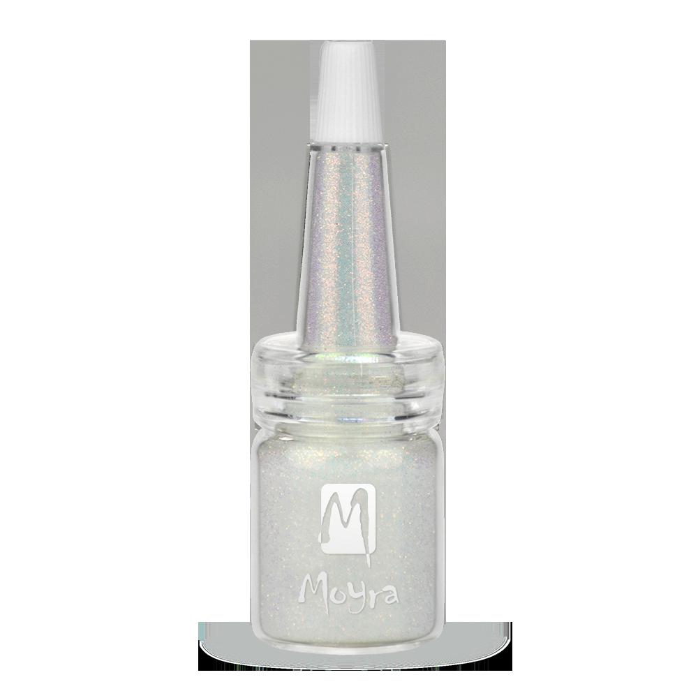 Moyra ボトルにマーメイドパウダー Glitter powders in bottle No. 06