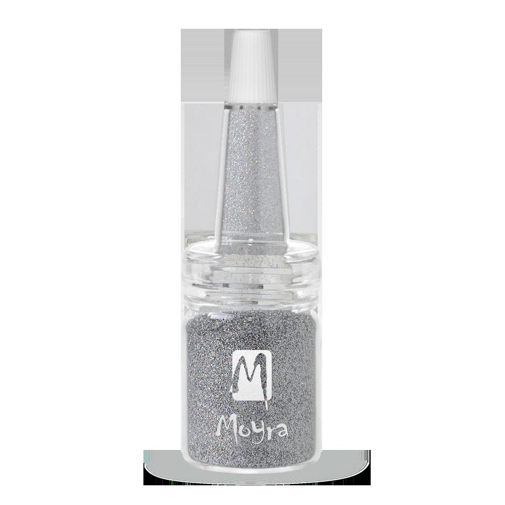 Moyra ボトルにマーメイドパウダー Glitter powders in bottle No. 07