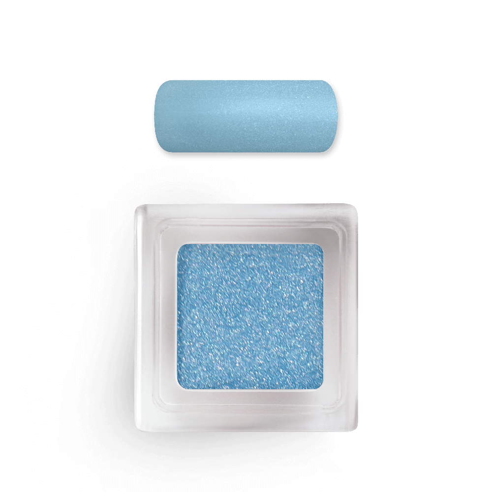 カラーアクリルパウダー Colour Acrylic Powder No. 281 Ice blue