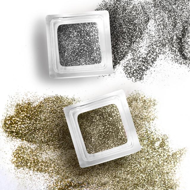 カラーアクリルパウダー Glitter コレクション