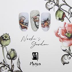 Norka's Garden ネイルアーティストのためのインスピレーション