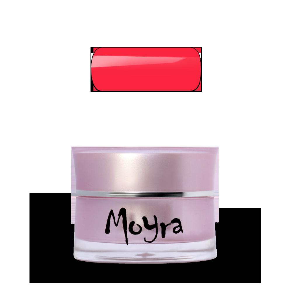 Moyra SuperShine カラージェル Colour Gel No. 609 Vivid Coral