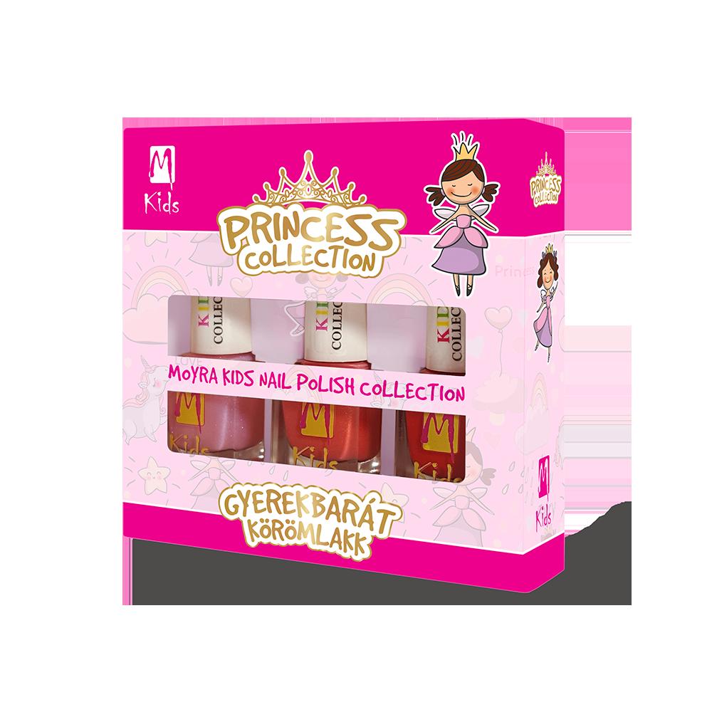 KIDS ネールポリッシュセットnail polish set Princess Collection