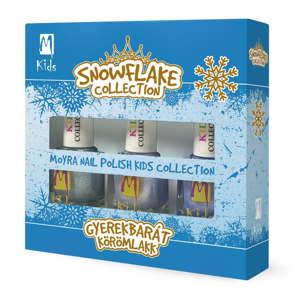KIDS ネールポリッシュセットnail polish set Snowflake Collection